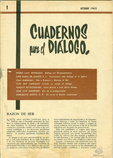 407-2013-10-04-Cuadernos para el diálogo, n. 1