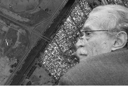 El agujero es la ciudad, Buenos Aires, aunque en sus calles también sea posible encontrar marginados.